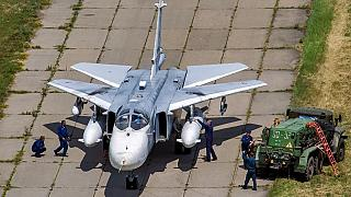 Syria: Russian military jet crash reported