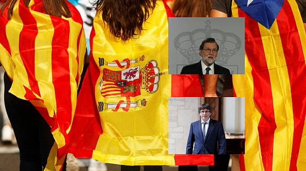 اسبانيا: إقالة حكومة كتالونيا واجراء انتخابات مبكرة في الاقليم