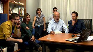 Eurodiputados frente al dilema catalán