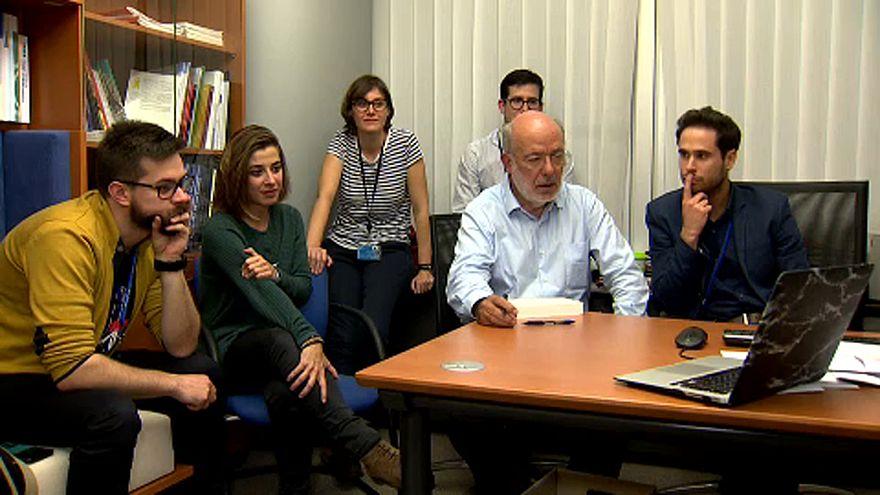 Crisi in Catalogna: gli eurodeputati seguono il discorso di Puidgemont