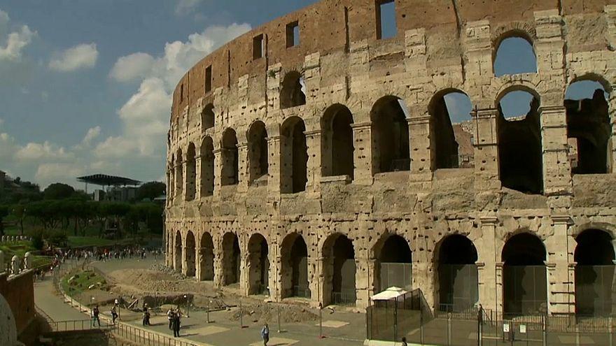 """Dopo 40 anni riapre al pubblico """"l'attico"""" del Colosseo"""
