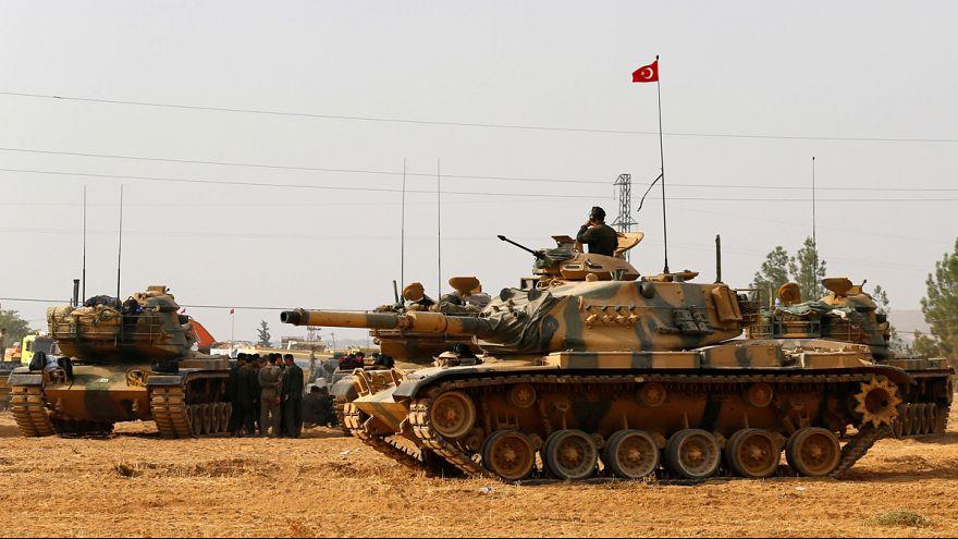 نخستوزیر ترکیه: عملیات نظامی در ادلب برای پیشگیری از مهاجرت از سوریه است