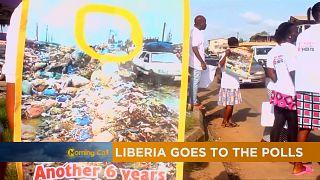 Les Libériens aux urnes pour les élections générales