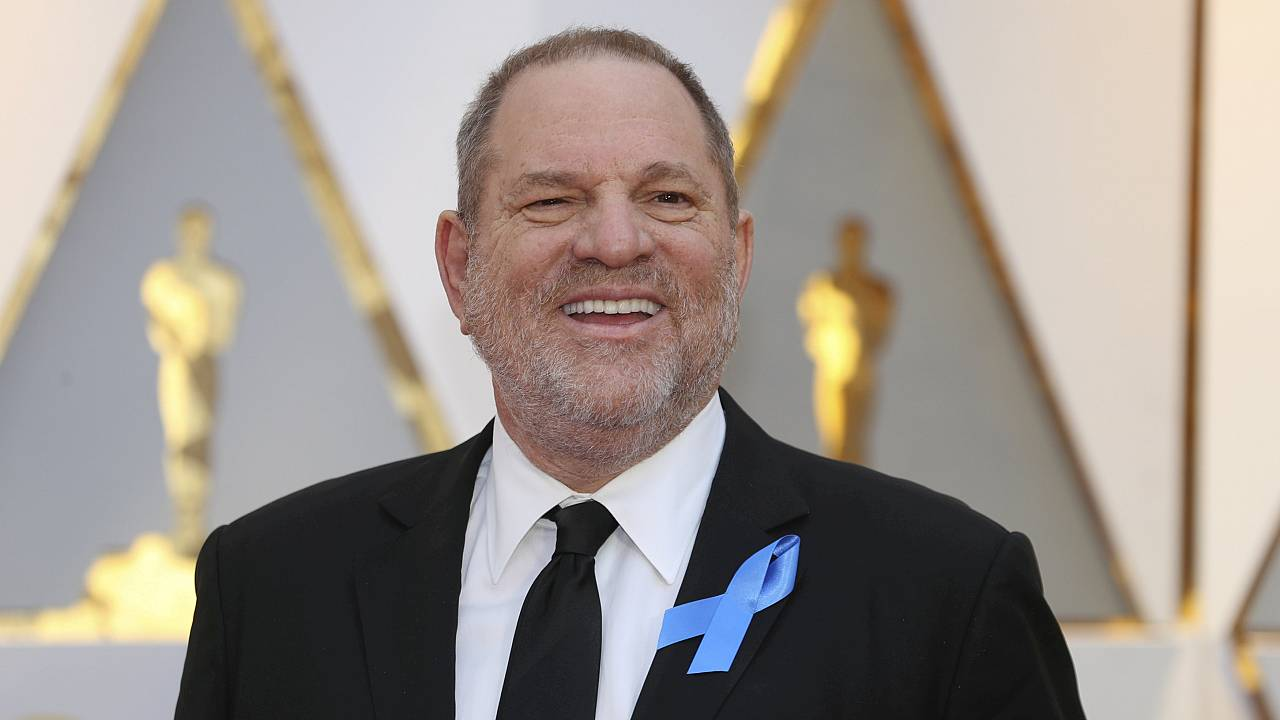 Hollywood in crisis over Weinstein allegations