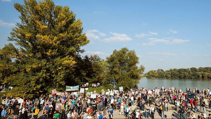 Római-part: a Kúria hitelesítette a népszavazási kezdeményezést