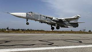 تحطم طائرة حربية روسية بسوريا ومقتل قائدها