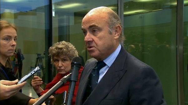 Katalóniáról beszéltek az uniós pénzügyminiszterek is