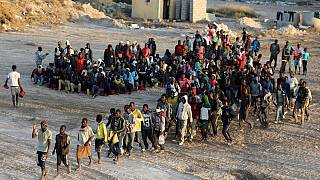 U.N. assisting thousands of stranded migrants in Libya's Sabratha