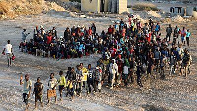 U.N. assisting thousands of stranded migrants in Libya's Sabratha