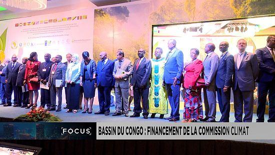 刚果布拉柴维尔举办峰会[聚焦]刚果盆地