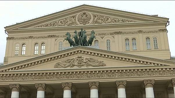 Bolshoi and Met team up for first time