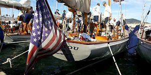 قایق «منیتو»، قایق بادبانی جان اف کندی در سواحل لاجوردی جنوب فرانسه