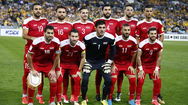 Syria out of 2018 World Cup