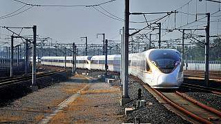 Morocco prepares to test Africa's fastest train, targeting 320kph