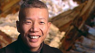 Chinese artist explodes onto Madrid art scene