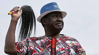 Kenyan opposition leader Raila Odinga pulls out of October 26 poll re-run
