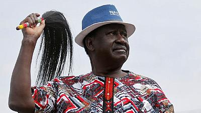 Kenyan opposition leader Raila Odinga pulls out of October 26 poll re-run