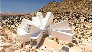 بالفيديو: منزل مصنوع من الحاويات قد يضع حدا لأزمة السكن