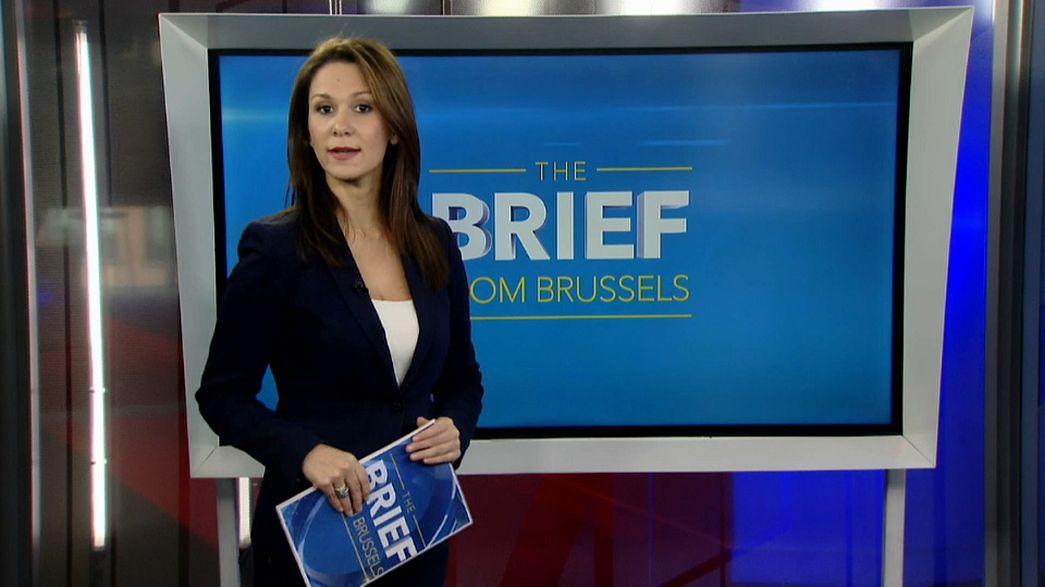 """""""Breves de Bruxelas"""": UE tenta defender acordo nuclear com Irão"""