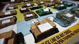 اعتقال 60 شخصا في إطار حملة على تجارة الكوكايين في البرازيل