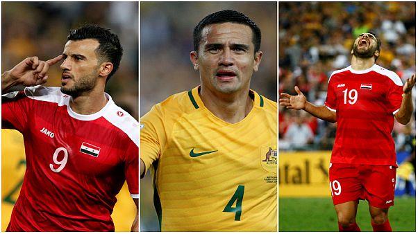 با شکست در برابر استرالیا، امید سوریه برای صعود به جام جهانی ناامید شد