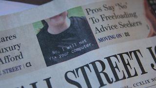 ABD-Türkiye krizinde yeni boyut: Wall Street Journal muhabirine hapis cezası