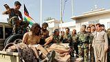 داعشیها از ترس نیروهای دولتی عراق به کردها تسلیم شدند