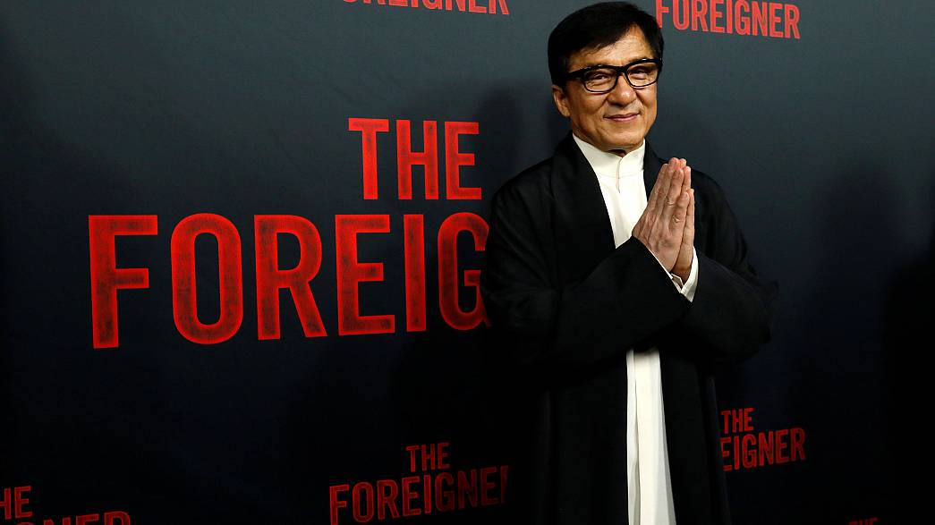 "Jackie Chan schwört Rache in ""The Foreigner"""
