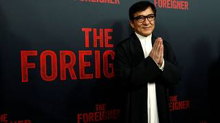 Jackie Chan back in action