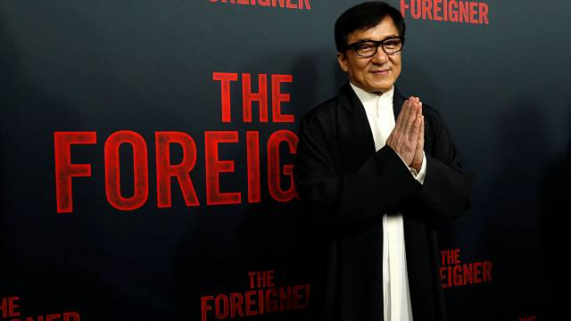 The Foreigner: Jackie Chan entra in azione