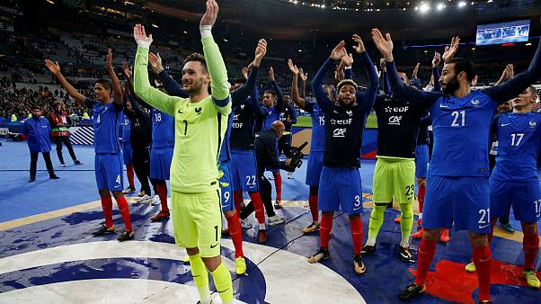 پرتغال و فرانسه به جام جهانی راه یافتند، هلند از صعود بازماند