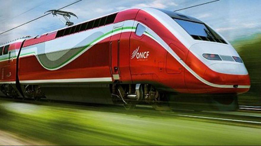 بدء التجارب في المغرب لأسرع قطار في إفريقيا