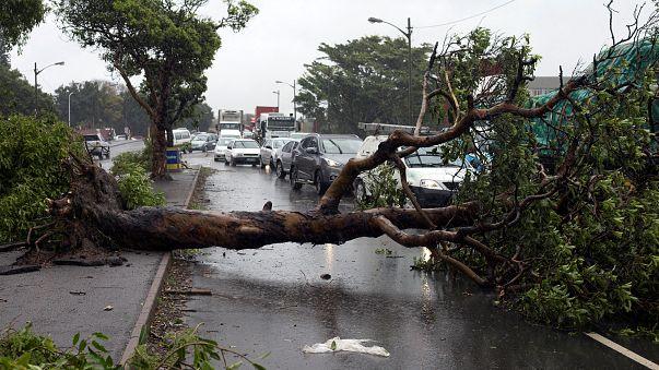 Pelo menos três mortos por tempestades nas regiões de Durban e Joanesburgo