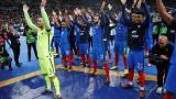France and Portugal qualify for World Cup, Dutch miss out