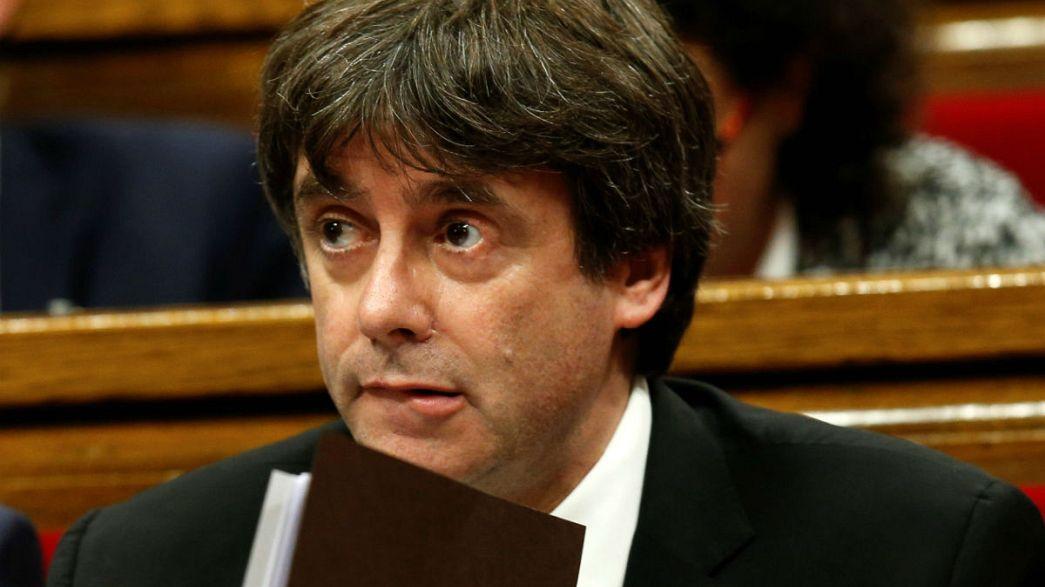 Catalogna. Fernando Vallespín: Puigdemont ha scelto la cautela