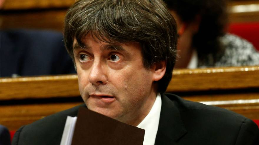 """Katalonien: """"Puigdemont hatte Zweifel"""""""