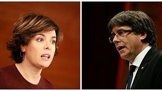 """مدريد ترفض """"اعلان استقلال"""" كتالونيا وتعقد اجتماعا طارئا للرد"""