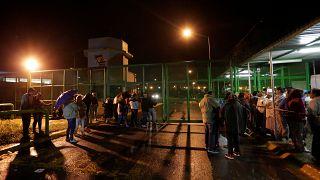 Mexikói börtönlázadás