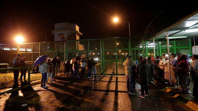 Al menos 13 muertos en un motín carcelario en el norte de México