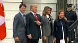 Trump a Trudeau: possibile il fallimento del Nafta
