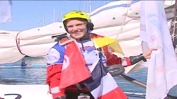 Kite szörfös rekord