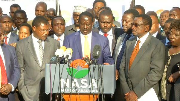 Le Kenya en pleine confusion à deux semaines de la présidentielle