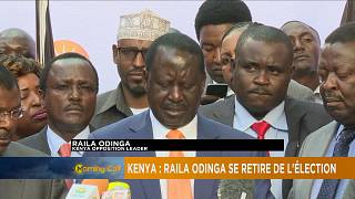 What next for Kenya as Odinga withdraws from re-run? [The Morning Call]