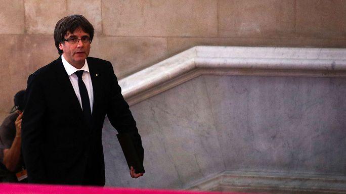 الديليما الكتالونية، هل يرقص بويجدمونت على سلم الاستقلال؟