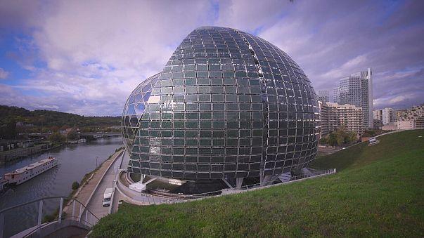 """Architektur """"à la japonaise"""" in Frankreich: Shigeru Ban und Sou Fujimoto"""