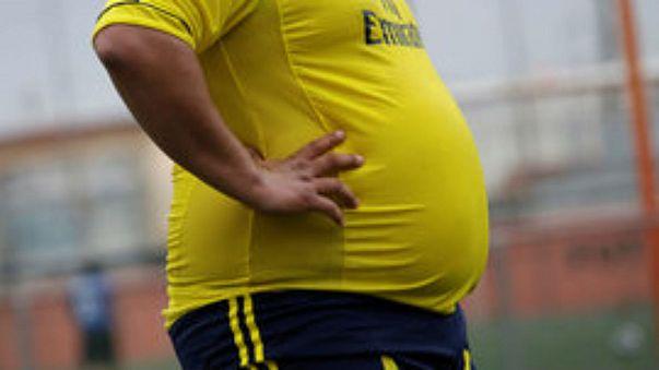WHO: Zehnmal so viele dicke Kinder wie vor 40 Jahren