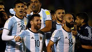 Mondial 2018 : un triplé de Messi qualifie l'Argentine