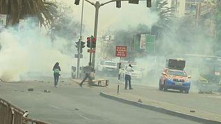 Nairobi: Gewaltausbruch bei Protesten