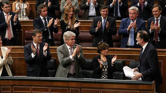 "Rajoy sieht die ""besten Zeiten"" in Katalonien bedroht"
