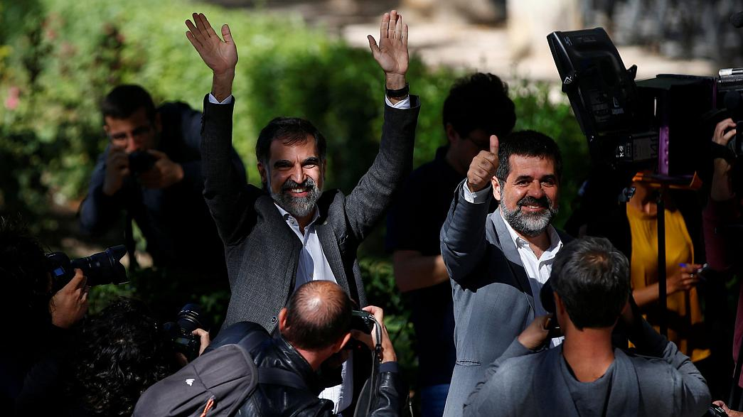 Who is the real power behind Catalonia's independence movement?